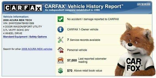 carfax hack